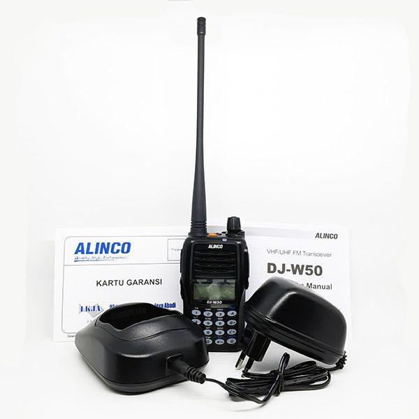 DJ-W50 IstanaHT komplit